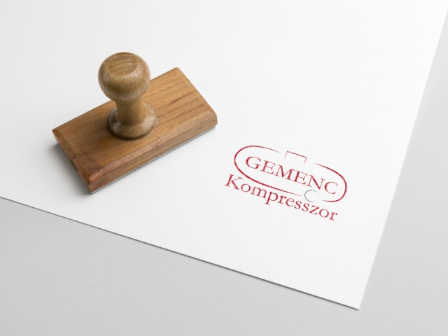 Gemenc Kompresszor logó